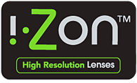 iZon High Resolution Lenses
