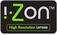 iZon High Resolution Lenses