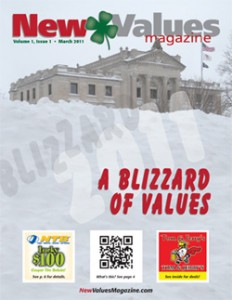 New Values Magazine