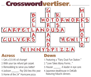 New Values Magazine Crossword Puzzle Answers