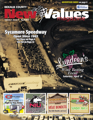 local coupons DeKalb County Sycamore IL Illinois | New Values Magazine