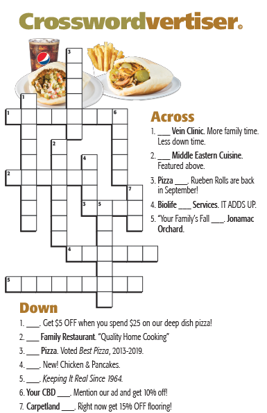 puzzles trivia DeKalb IL Illinois | New Values Magazine
